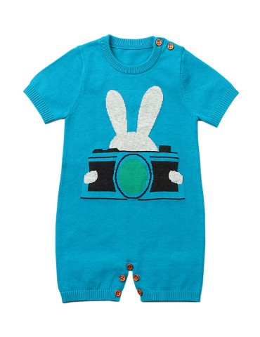 Blue Rabbit Photography Baby T-shirt Onesies